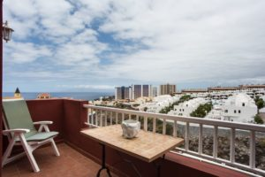 Views to the Ocean and La Gomera