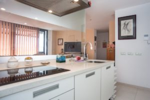 Design Kitchen Tenerife Apartment