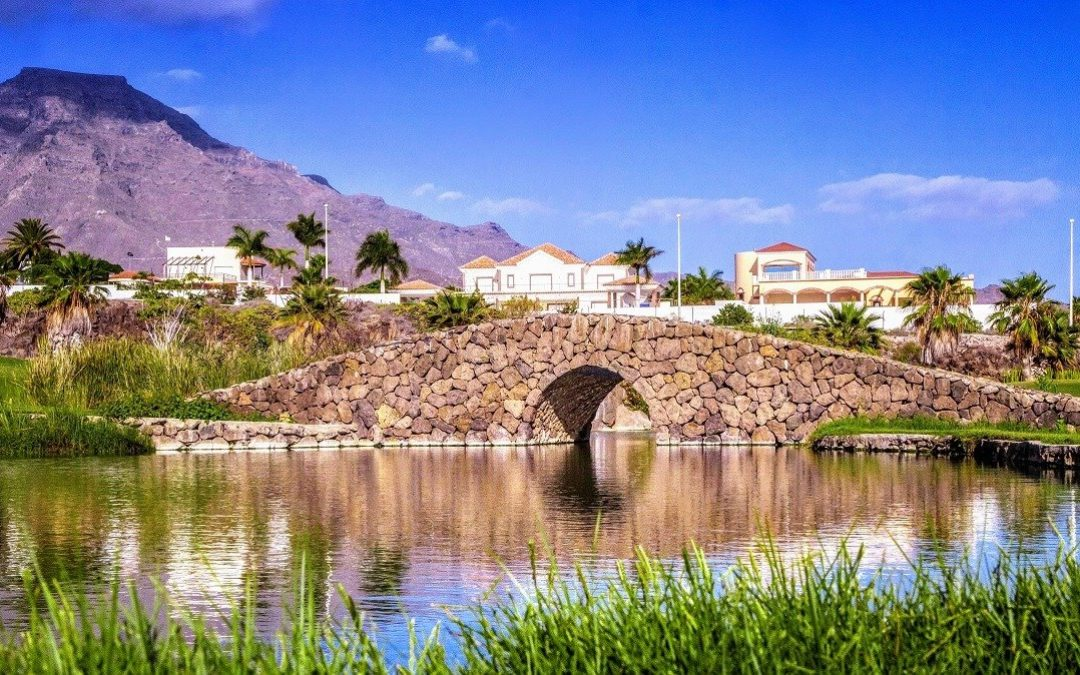 Luxury Property In La Caleta, Tenerife